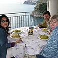 Dining on the Amalfi Coast